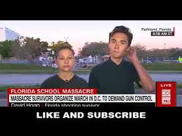 florida massacre survivors demand gun survivors of florida school shooting demand action on gun violence