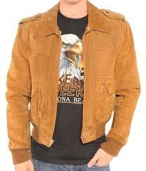 whiskey suede er suede leather jacket brown suede jacket vintage camel suede jacket