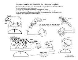 Jungle Animals Printable Preschool Worksheets. Jungle. Best Free ...