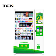 Big Vending Machine Gorgeous China Tcn Vending Machine For Medicine With 48′′ LED Screen With Big