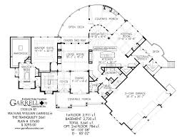 tranquility 5641 house plan house plans by garrell associates, inc Mountain Craftsman House Plans tranquility house plan 07430,1st floor plan mountain craftsman house plans with photos