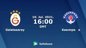 Galatasaray Kasımpaşa live score, video stream and H2H results - SofaScore