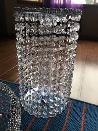 acrylic crystal chandelier cake stands for in clacs or offerup