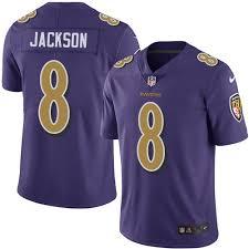 Nfl Youth Elite Lamar Authentic Jerseys Jackson Football Ravens Womens Jersey