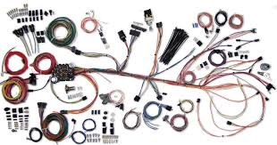 wiring harness kit wiring image wiring diagram american autowire classic update series wiring harness kits 500981 on wiring harness kit