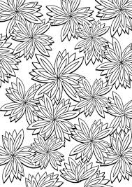 Small Picture Floral Pattern coloring page Free Printable Coloring Pages