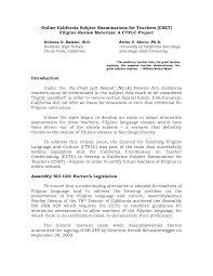 Delighted Halimbawa Ng Resume Tagalog Images Entry Level Resume