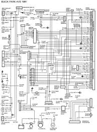 repair guides wiring diagrams wiring diagrams autozone com 8 wiring schematic 1990 buick park avenue continued click image to see an enlarged view