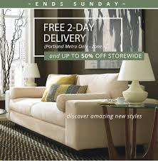 Free 2 Day Furniture Delivery Sale at KEY Home Furnishings PDX