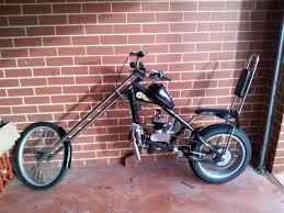 motorized chopper bicycle stolen property returned album on imgur