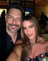 Sofia Vergara and Joe Manganiello ...