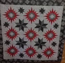 85 best Geese Migrations Book images on Pinterest   Over the ... & Constellations, Quiltworx.com, Made by Beth Hilgert Liotta Adamdwight.com