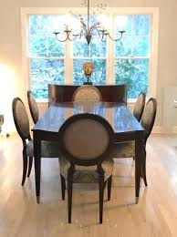 ethan allen dining room furniture used dining room furniture new country collection dining table and chairs
