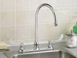 Kitchen Faucet  Fixing Moen Kitchen Faucet Handle Moen Cac Renzo - Fixing kitchen faucet
