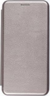 <b>Чехол</b>-<b>книжка для Xiaomi Redmi 6A</b> (серый) — купить в интернет ...