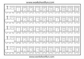 Kindergarten Math Worksheets For Kindergarten Numbers 1 10 ...