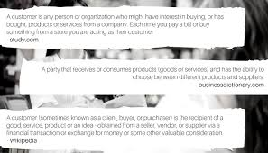 Definition Of Good Customer Services What Is Customer Service Definition And Career Guide