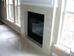 granite fireplace hearth s cost