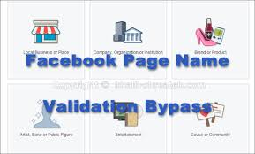 page names and facebook web addresses must accurately reflect page content facebook may remove administrative rights or require you to change the page name