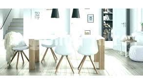 Table De Cuisine Et Chaises Chaise Blanche Ikea Tables En Bois Blanc