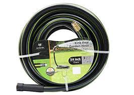 worth garden 3 4 x 25ft water hose durable non kinking garden hose