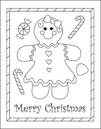 Small Picture Free Coloring Cards Tags For Christmas Squishy Cute Designs