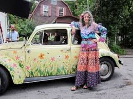 Image result for bohemian volkswagen with women