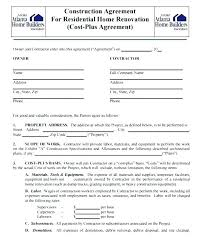 Sample Construction Contract Awesome Contractor Bid Proposal Template Free Elegant Extraordinary
