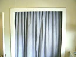 curtains for closet door ideas curtain instead of door curtain instead of closet doors hanging curtains curtains for closet door ideas