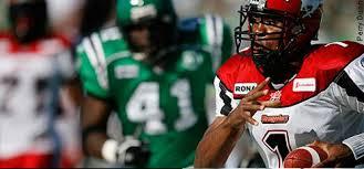 Stamps hope Burris keeps taming 'Riders - CFL.ca