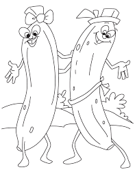 Small Picture Banana dancing coloring page Download Free Banana dancing