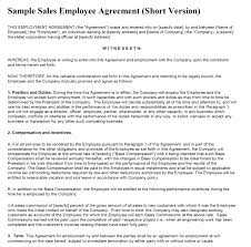 Template: Employment Termination Agreement Template Contract Between ...