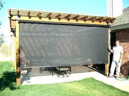 patio privacy screen ideas fabulous outdoor best door uk