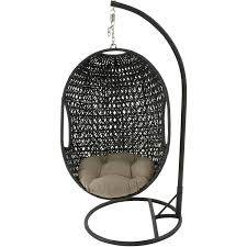 egg chair patio furniture hanging egg chair without stand egg shaped hanging garden seat garden furniture hanging chair large hanging egg chair