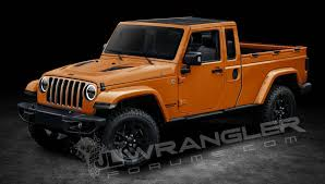 2018 jeep australia. contemporary 2018 2018 jeep wrangler ute rendered and it looks good on jeep australia