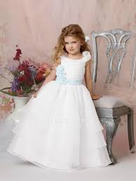Organza Flower Girl Dresses For Less Idress