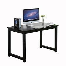 sturdy office desk.  Office Gootrades Home Office Computer Table 47u0027u0027 Sturdy Desk Study Writing  Desk Inside