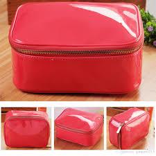 multifunction travel cosmetic bags toiletry kit waterproof portable makeup bag outdoor sport pu makeup organizer stuff sacks canada 2019 from qiuqian1213