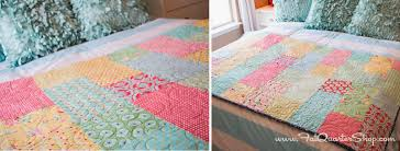 Free Fat Quarter Quilt Patterns