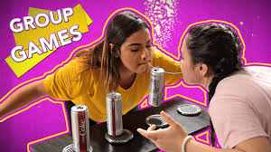 Carefully place a small lolly in the centre of the cake, and explain that everyone. 12 Party Games For Groups Teams Fun Party Game Ideas Part 2 Youtube
