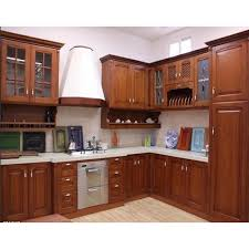 customized kitchen cabinets.  Customized Plywood Colour Customized Teak Wood Kitchen Cabinets Throughout E