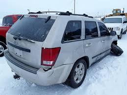 1j8gr48k27c665999 2007 jeep grand cher 3 7l rear view 1j8gr48k27c665999