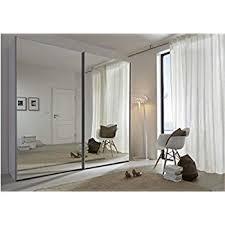 bedroom furniture wardrobes sliding doors. delighful furniture schlafzimmer komet white mirror sliding door wardrobe  236cm wide  german made bedroom furniture on wardrobes doors i