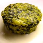 muffin di spinaci