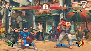 first screenshots and details for street fighter iv for pc