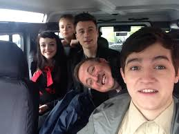 Cheeky Daviehollywood In The Jeeeeep Http T Co Atdsaghler Tommyknight Tommylk