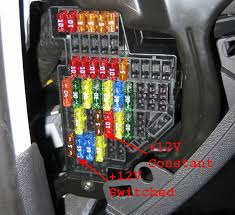 audi s3 a3 fuse box location