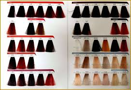 Kaaral Hair Color Chart Unique Baco Hair Color Images Of Hair Color Trends 2019