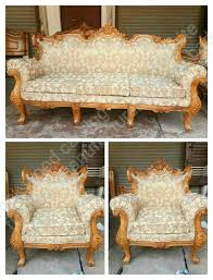 we are manufacturer supplier for wooden designer carving sofa set best quality best looking design and