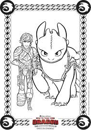 Draw 2 downward slanted lines for the dragon's nostrils. How To Train Your Dragon 3 To Color For Kids How To Train Your Dragon 3 Kids Coloring Pages